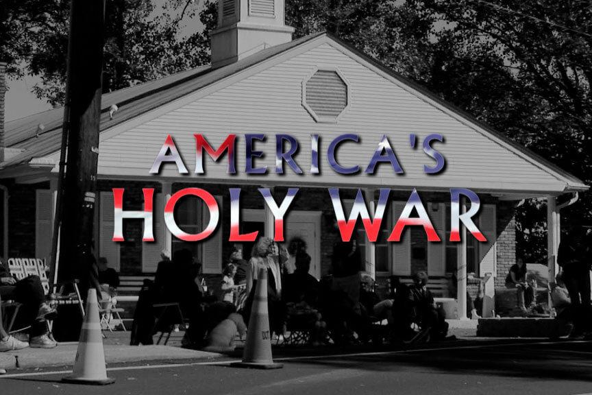 America's Holy War