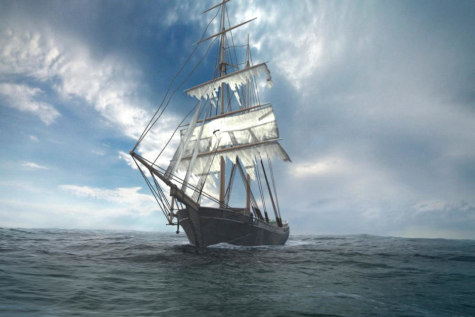The True Story of the Mary Celeste